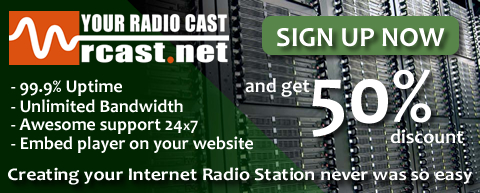Internet Radio Hosting